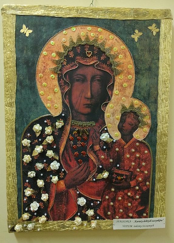 Suknia dla Maryi - votum mojej rodziny - zdjęcie 46