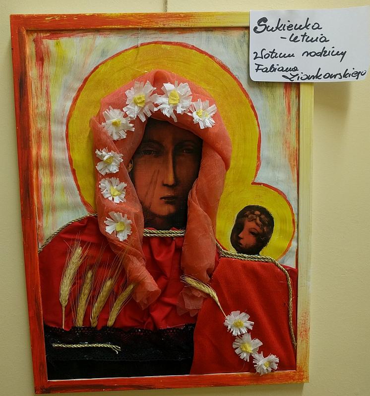 Suknia dla Maryi - votum mojej rodziny - zdjęcie 49