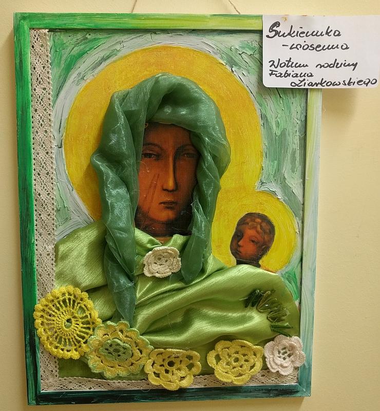 Suknia dla Maryi - votum mojej rodziny - zdjęcie 50