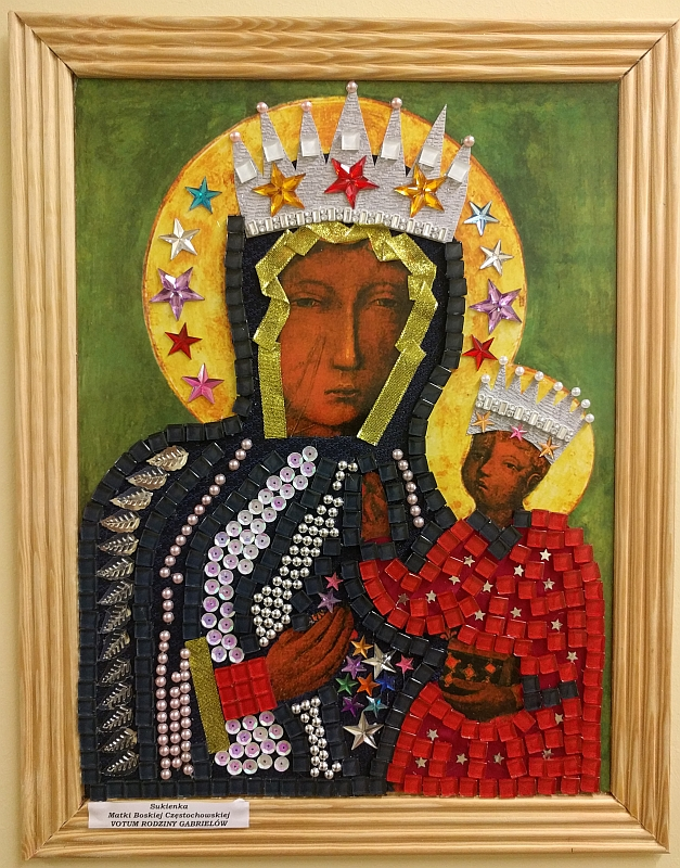 Suknia dla Maryi - votum mojej rodziny - zdjęcie 52