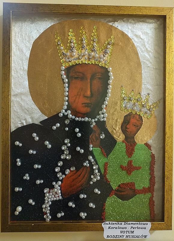Suknia dla Maryi - votum mojej rodziny - zdjęcie 61