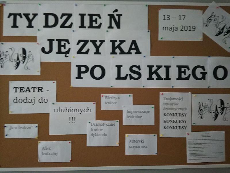 Tydzień Języka Poskiego 2019 - zdjęcie 15