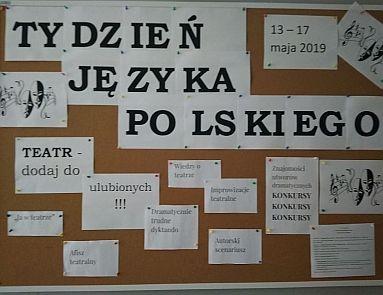 Tydzień Języka Poskiego 2019