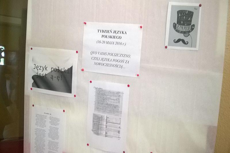Tydzień Języka Polskiego 2016 - zdjęcie 58