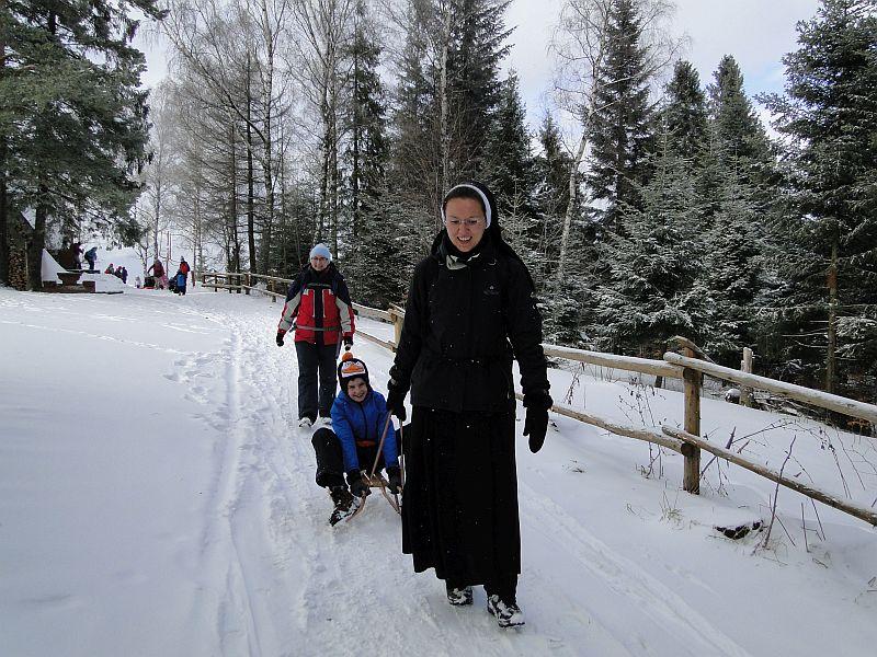Zimowe wyjście Koła turystycznego 2016 - zdjęcie 8