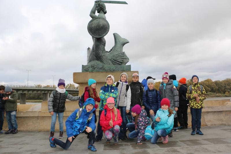 Wycieczka do Warszawy - zdjęcie 5