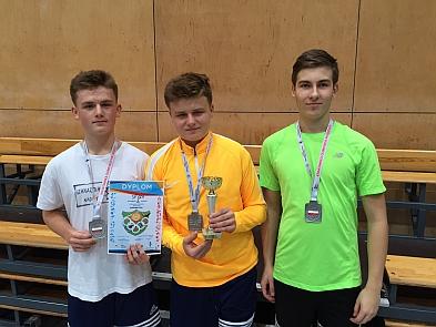 badminton drużynowy chłopcy 2017