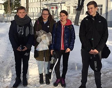 badminton drużynowy 2017 dziewczęta i chłopcy