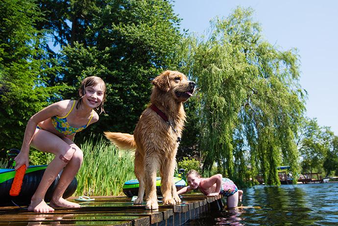Bezpieczeństwo w wodzie