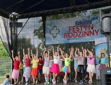 Szkolny Festyn Rodzinny 2019