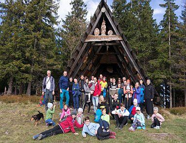 Drugie wyjście Koła Turystycznego – jesienna Hala Krupowa