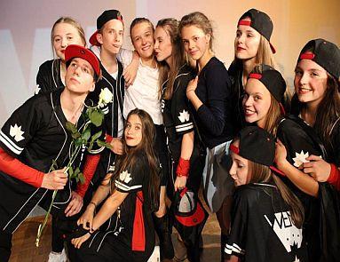 krajowe mistrzostwa hip hop 2016