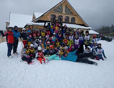 Obóz narciarski Kluszkowce 2018