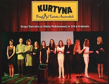 Przegląd Teatrów Amatorskich KURTYNA