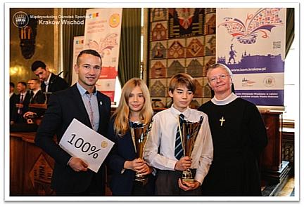 Podsumowanie Krakowskiej Olimpiady Młodzieży 2016/2017