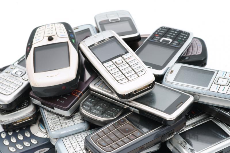 recykling telefonów