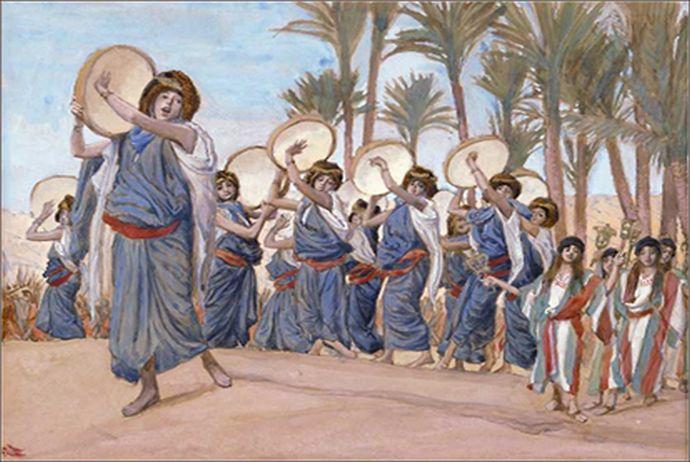 taniec modlitwa news