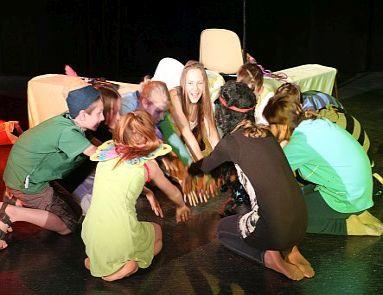 Przedstawienia kołoa teatralnego klas 4-6 2015/2016